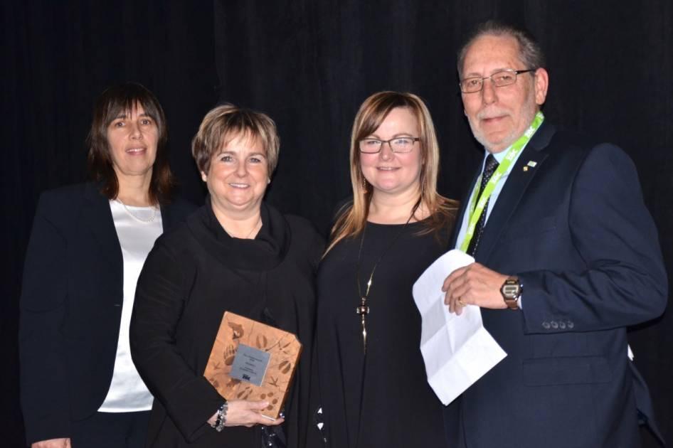 Le Réseau ZEC reconnaît l'excellence de personnes engagées et dévouées