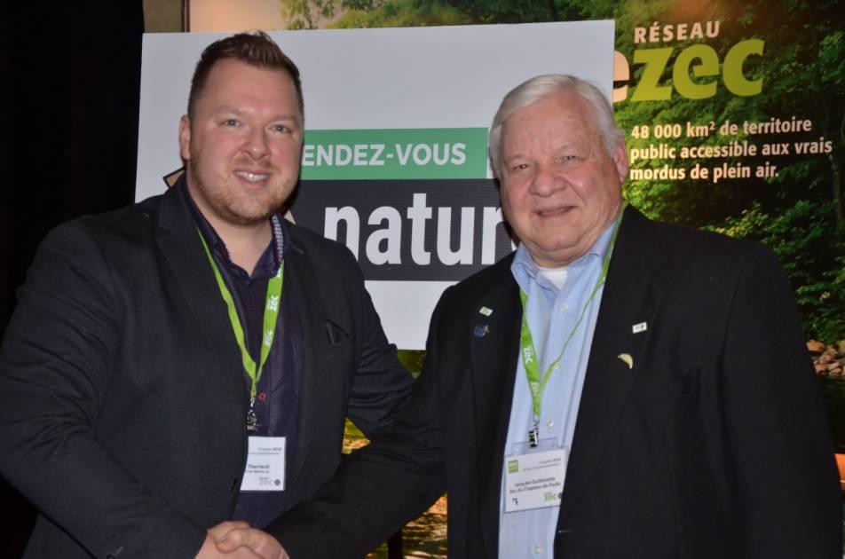 « Rendez-Vous Nature » et YAMAHA sont fiers partenaires du Réseau ZEC