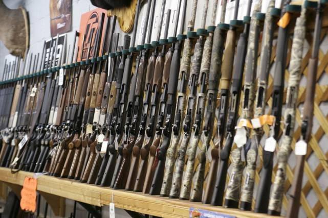 Moins de trois pour cent des armes enregistrées jusqu'à maintenant au Québec