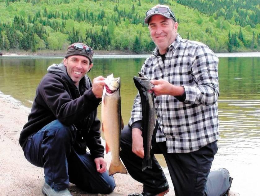 Pas de panique pour le début de la saison de pêche
