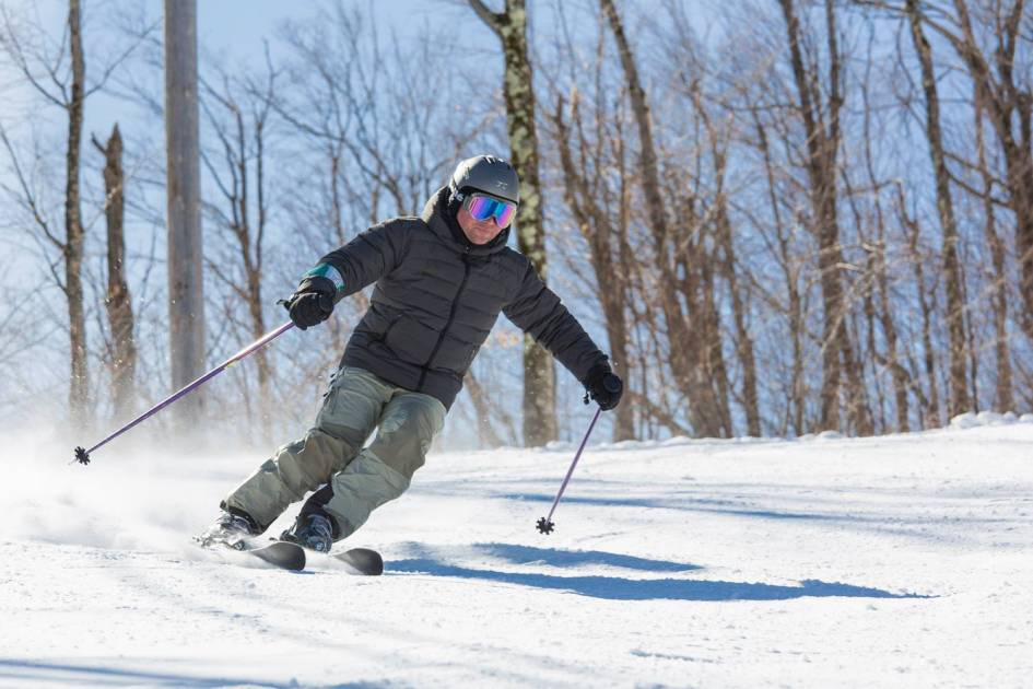 Encore 18 stations de ski en opération au Québec
