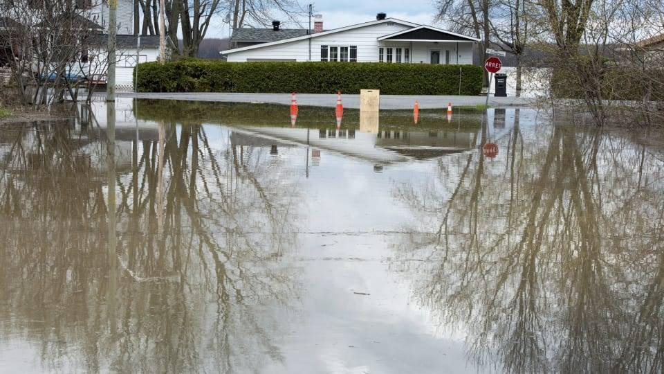 La pluie risque de provoquer la crue des rivières dimanche et lundi