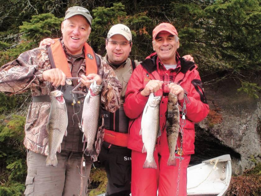 Dur début de saison pour la truite