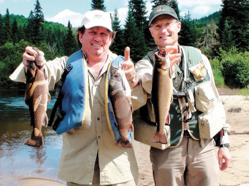 Un certain équilibre pour l'ouverture de nombreux territoires de pêche