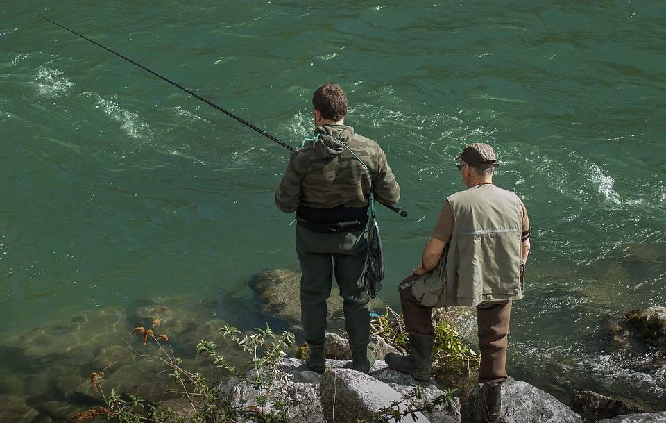 Cohabitation souhaitée entre pêcheurs sportifs et pêcheurs autochtones