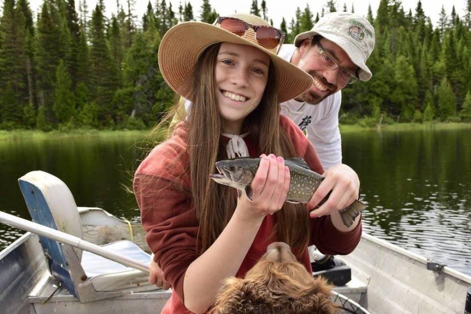 Tentez votre chance pour gagner un séjour de pêche à la Seigneurie du Lac Métis