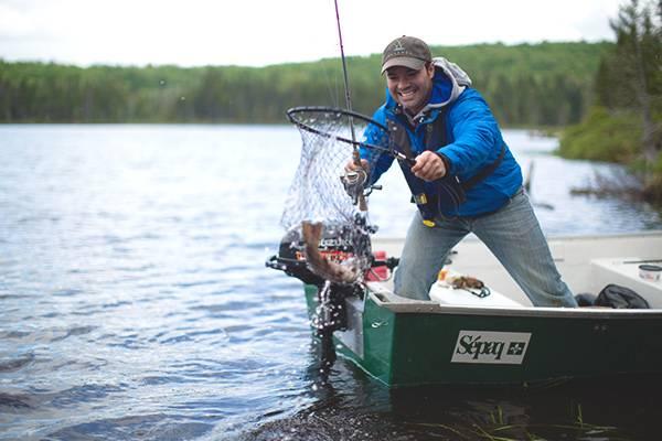 Ouverture retardée dans certains secteurs de pêche de la Sépaq