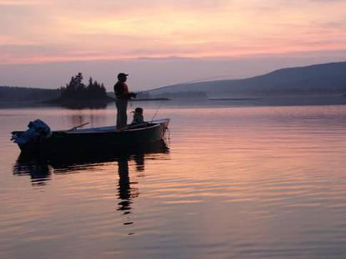 Découvrez l'identité du gagnant d'un forfait à la Seigneurie du Lac Métis