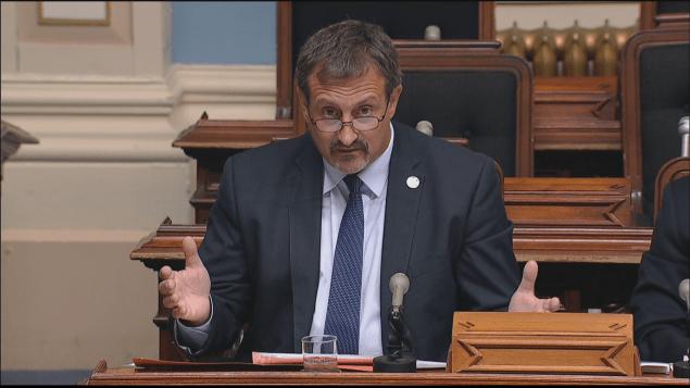 Le député Roy ne comprend pas la position de FédéCP Gaspésie-Les Îles