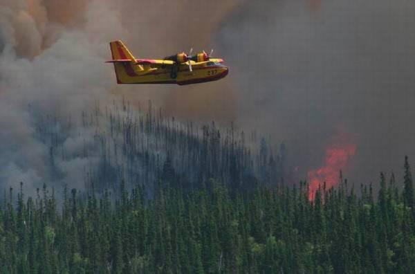 La saison des incendies de forêt est bel et bien commencée