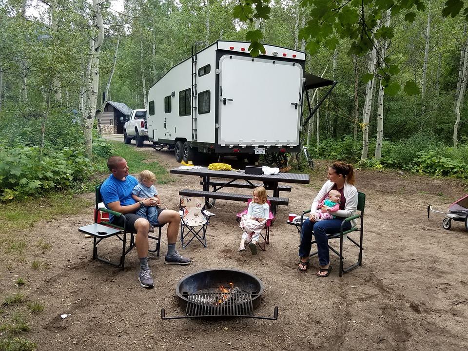 Une websérie pour diffuser de l'information sur le camping
