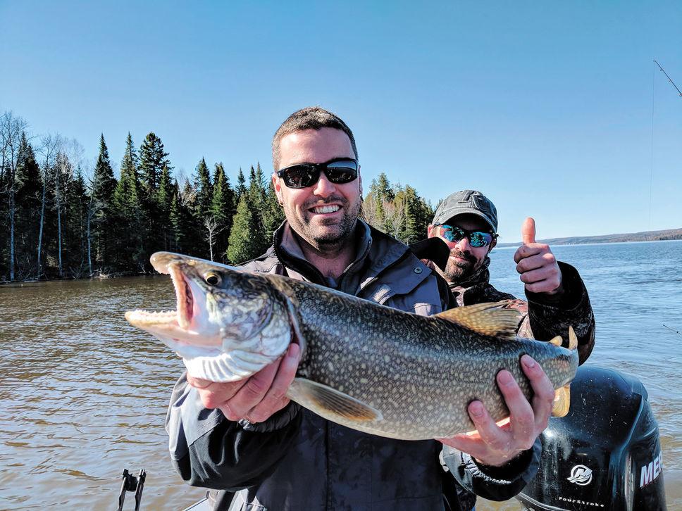 Pour connaître du succès ce printemps à la pêche