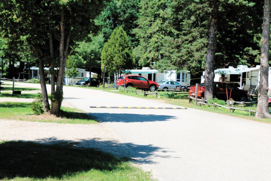 Camping rendez vous nature for Camping du bic
