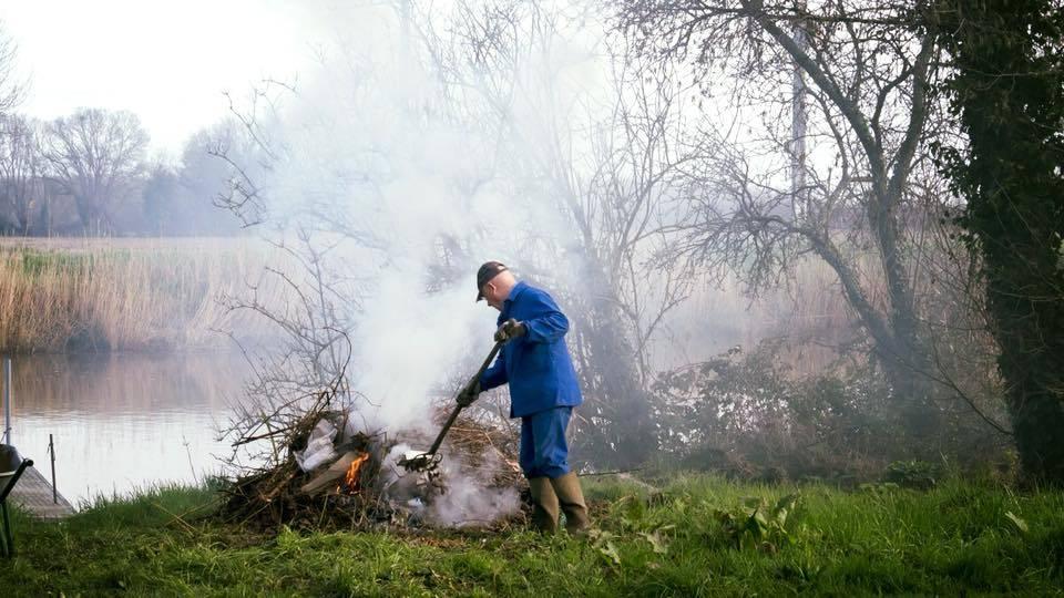 Levée totale de l'interdiction de faire des feux à ciel ouvert en forêt