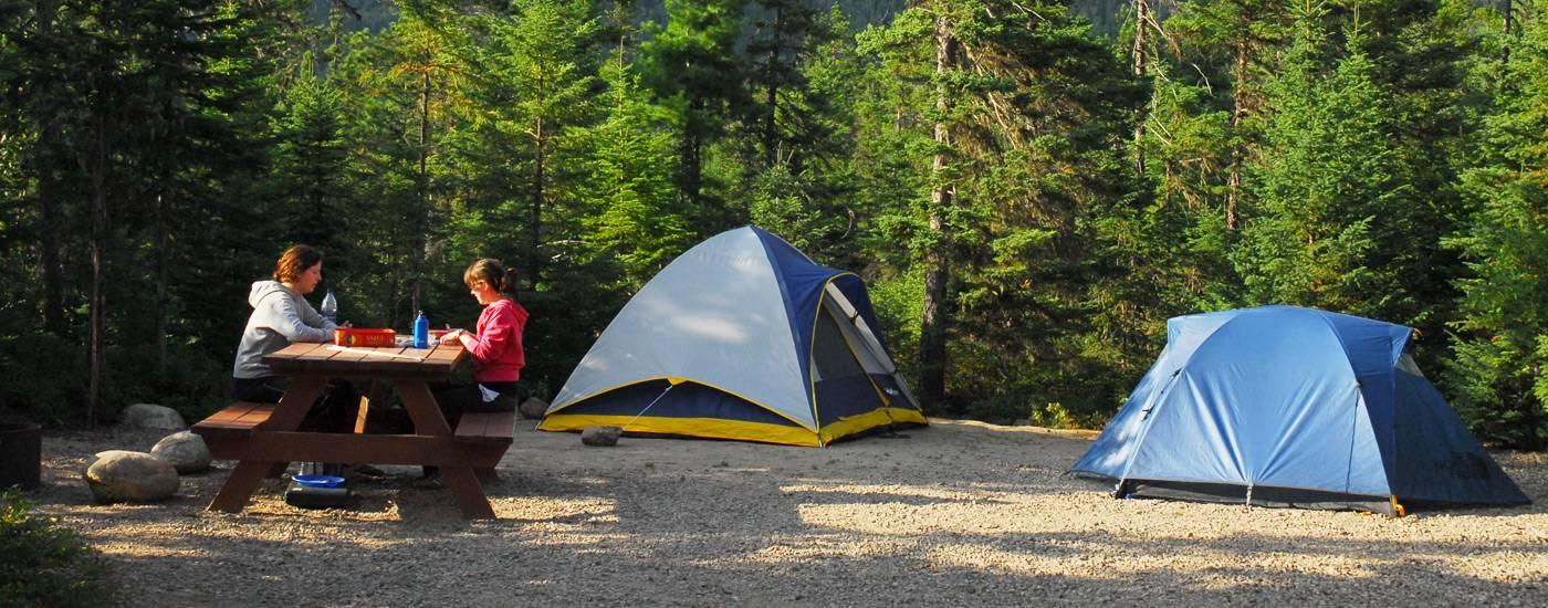 Retournez à votre vraie nature pendant la Semaine québécoise du camping