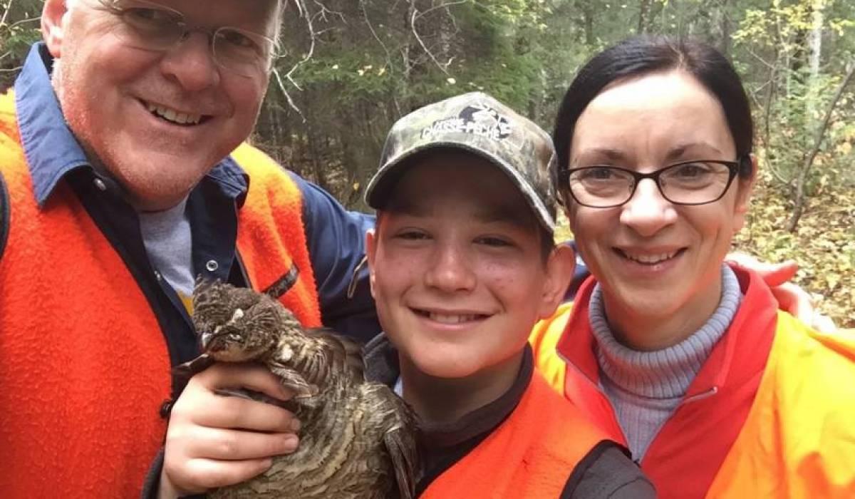 Les femmes qui pratiquent la chasse sont davantage victimes de discrimination