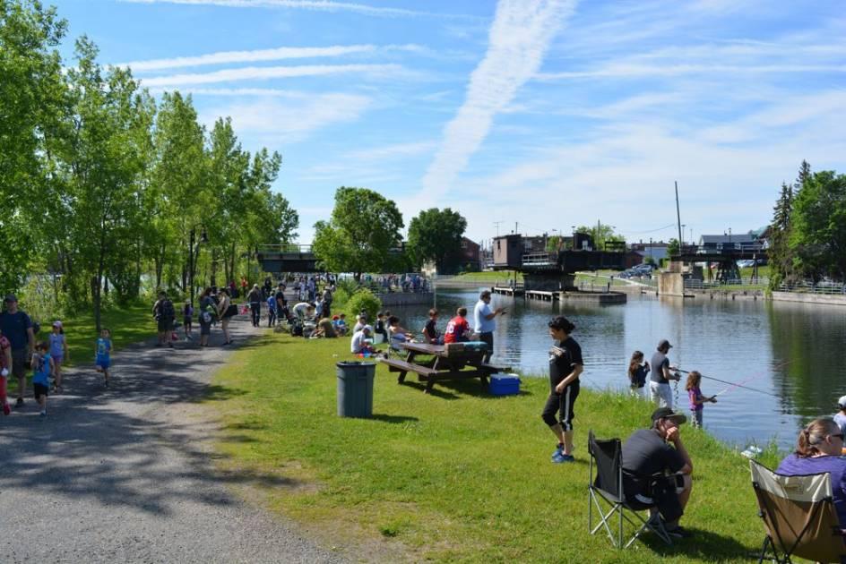 Saint-Jean-sur-Richelieu présente son tournoi de pêche amical