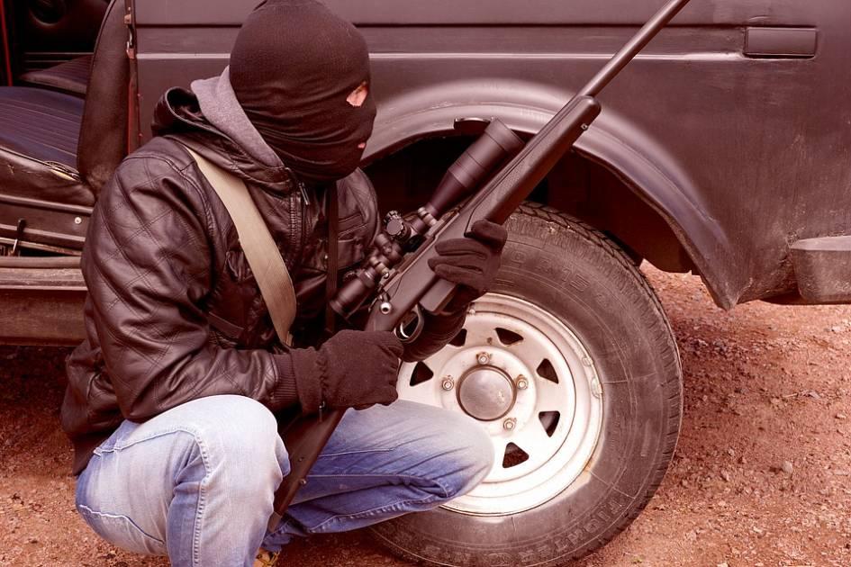 Arme d'assaut, un terme pour créer la diversion et la peur