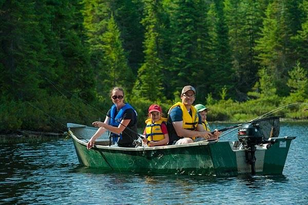 Fêtons la pêche les 8, 9 et 10 juin partout au Québec!