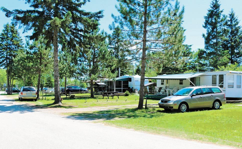 Une saison qui augure bien pour les campeurs du Québec