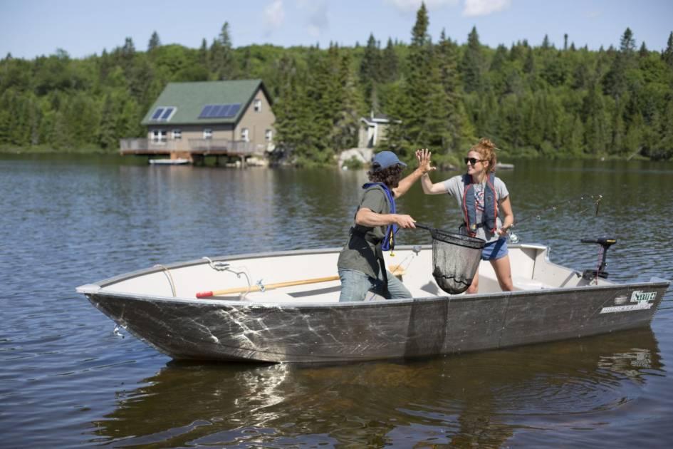 C'est un départ pour la 19eFête de la pêche au Québec !