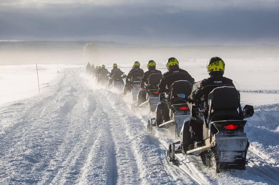 547 000 $ pour sécuriser les sentiers de motoneige et de VTT en Gaspésie