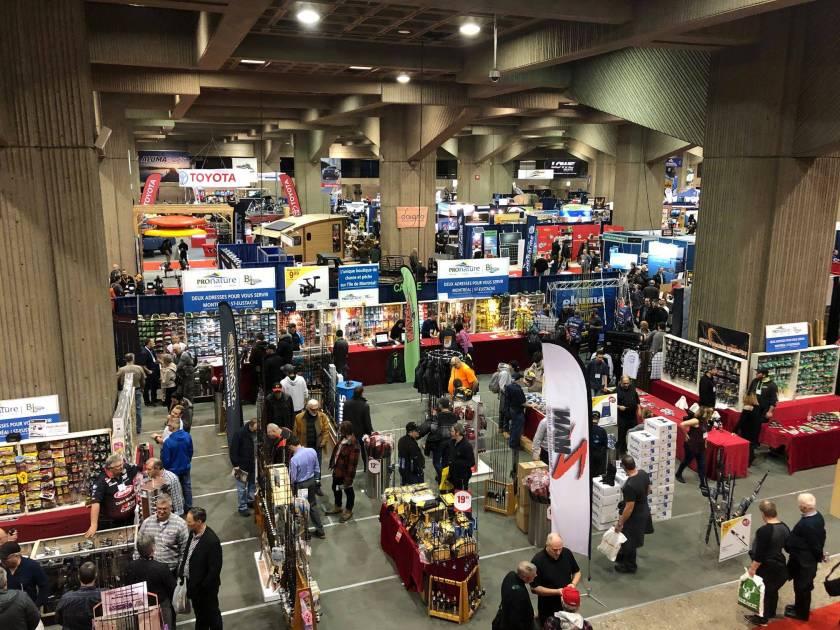 Le Salon Plein air, Chasse, Pêche et Camping déménage au Palais des congrès