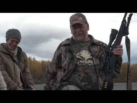 Vivez une chasse du loup au Yukon avec Bernard Gagné