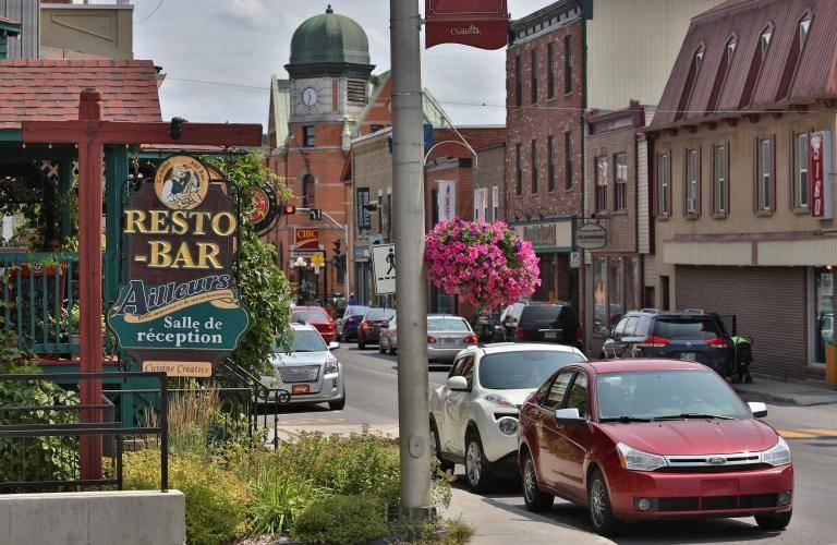 Coaticook devient le 41e Village-relais au Québec