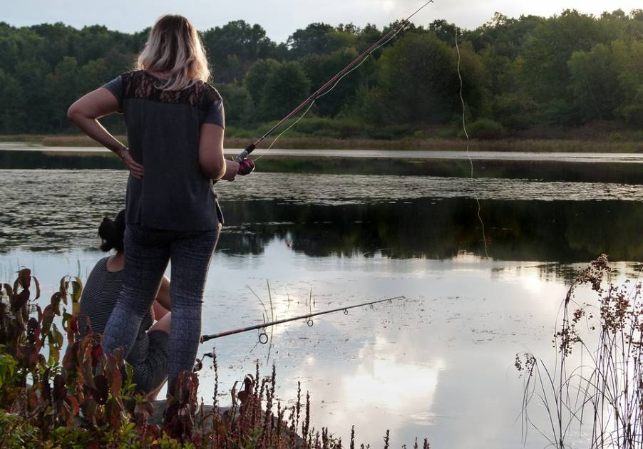 Des projets pour améliorer les habitats des poissons de nos lacs et rivières