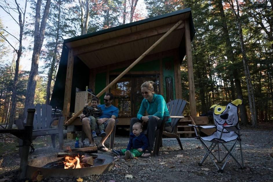 Revitalisation des installations de camping dans la réserve de Port-Daniel