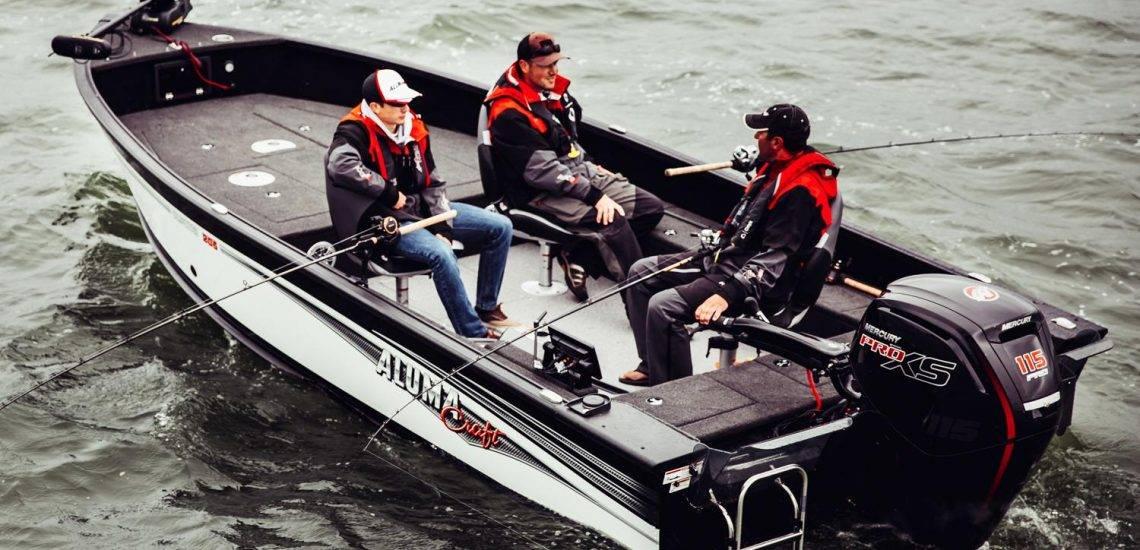 BRP achète Alumacraft et crée une division marine