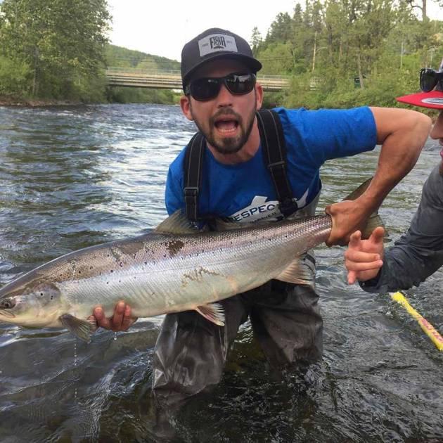 Le saumon boude les rivières de la Côte-Nord et la Gaspésie