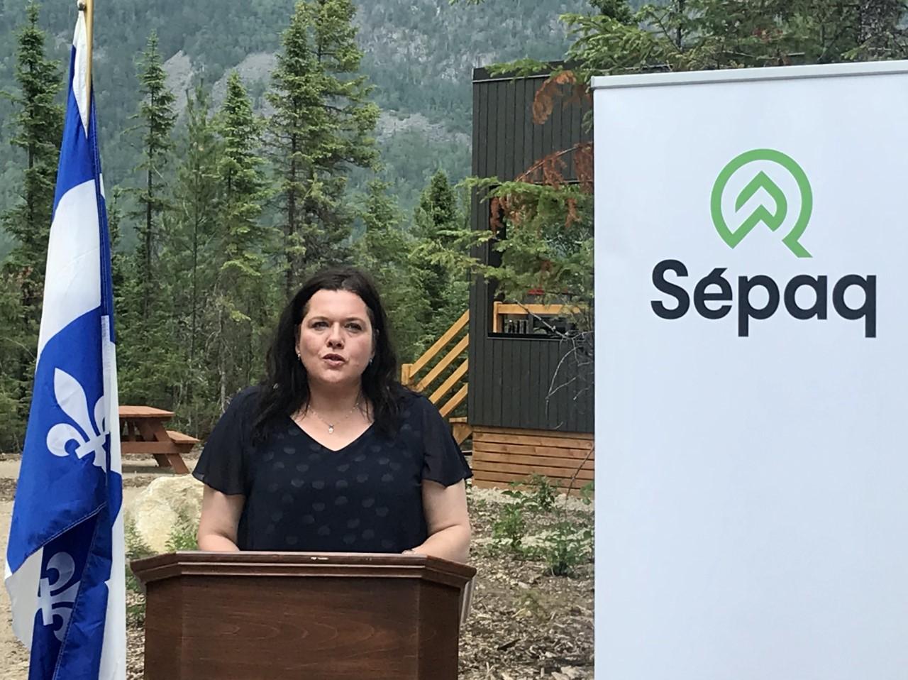 Nouveaux investissements au parc des Hautes-Gorges-de-la-Rivière-Malbaie
