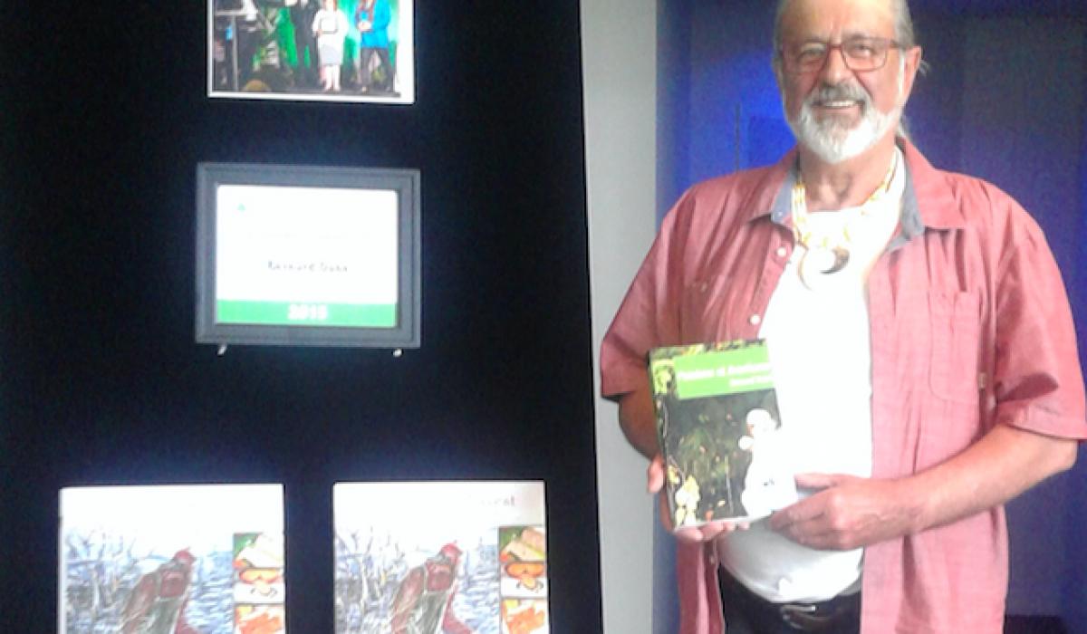 Bernard Dubé récidive avec ses « Passions et Aventures »
