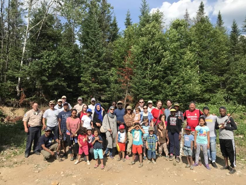 Un succès pour la journée d'initiation à la pêche pour les immigrants