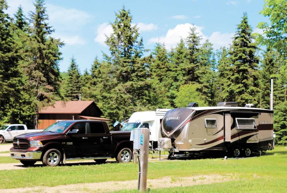 Le camping, plus populaire que jamais au Québec