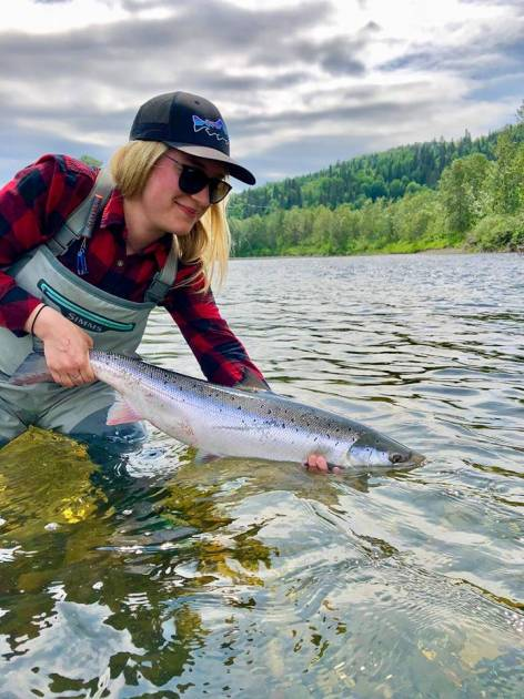 Des nouvelles de quelques rivières à saumon populaires au Québec