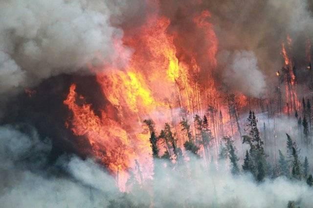 Le Québec va aider à combattre les incendies de forêt qui font rage en Ontario