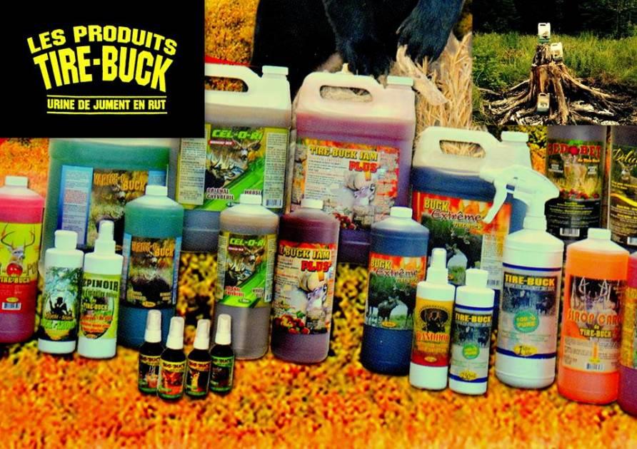 Tire-Buck demeure une référence de choix dans les leurres pour gros gibier