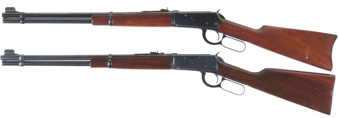 Laissez-nous vous raconter l'histoire de la Winchester 94 pré-64
