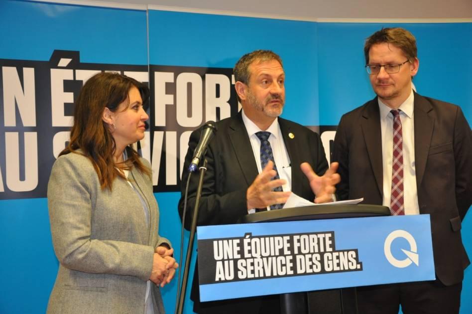 Plusieurs priorités fauniques promises par le Parti Québécois