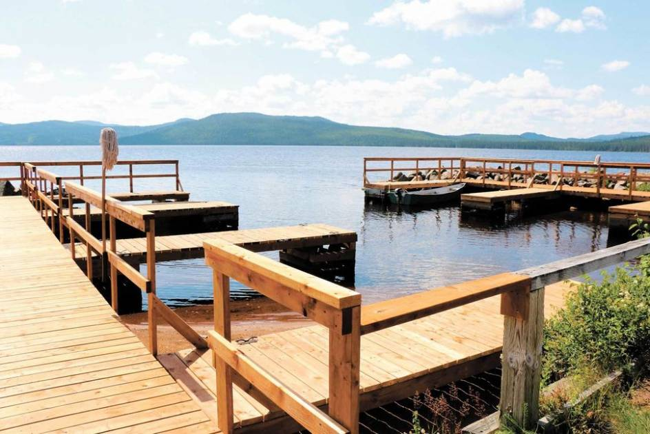 La nouvelle vie du lac Malbaie dans la réserve faunique des Laurentides