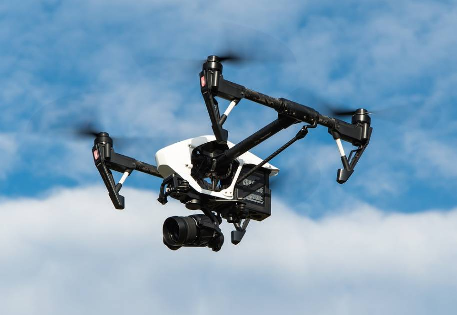 L'utilisation d'un drone est interdit pour chasser au Québec