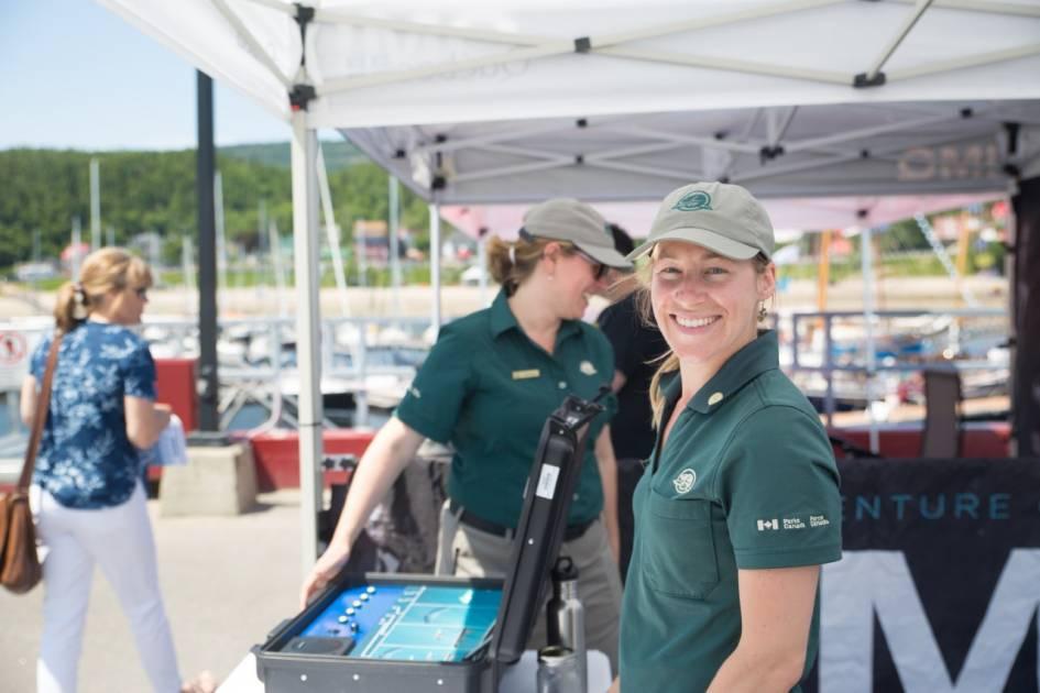 Les 20 ans du parc marin du Saguenay-Saint-Laurent célébrés ce samedi