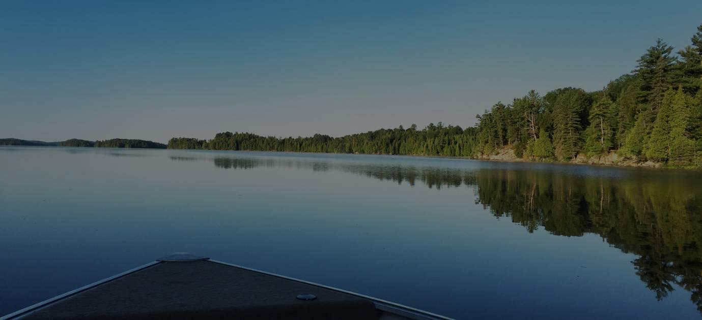 Le Lac des Trente et Un Milles choisi pour le suivi de la biodiversité