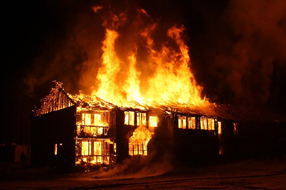 C'est la Semaine de la prévention des incendies: attention aux feux de cuisson
