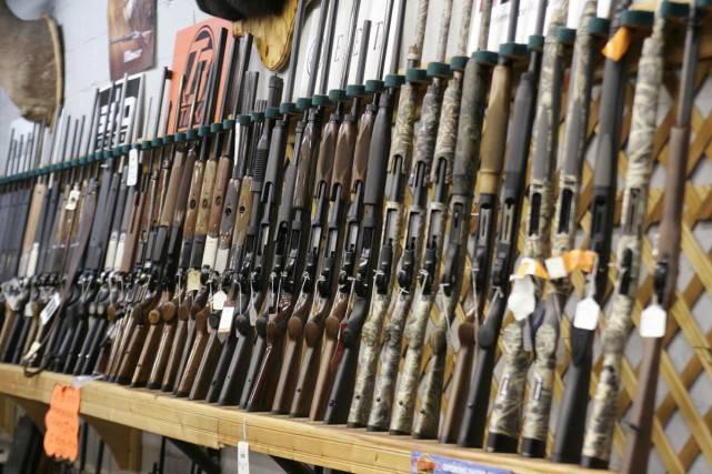 Des armes à feu ont été volées dans un magasin de Sherbrooke