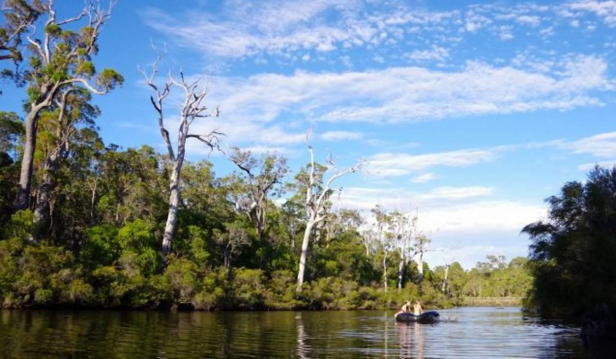 Histoire de pêche en Australie