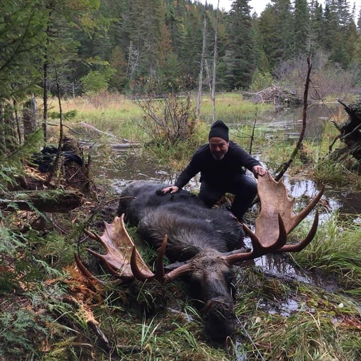 Sylvain Beauchemin qualifié d'excellent chasseur par l'Homme-Panache